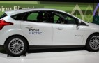 2012 Ford Focus Electric Won't Have a Pedestrian Alert Noisemaker