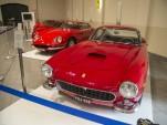 Ferrari 250 GT short-wheelbase at Franschhoek Motor Museum, South Africa