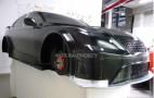 TMG Lexus LS 650 Prototype Set For 2012 Essen Motor Show