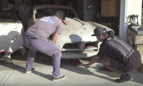 Tom Cotter uncovers priceless barn finds on his show
