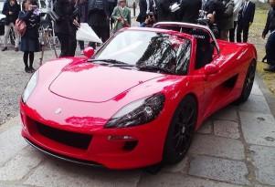 TommyKaira Electric Sports Car Light, Fast, Definitely Not A Lotus
