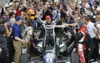 Tony Kanaan Wins 2013 Indy 500