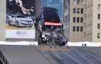 RallyCross Accident Stops X Games Practice
