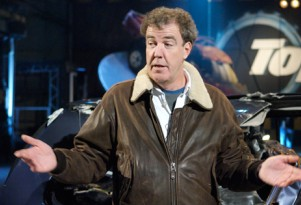 Top Gear: Doing Another Silly, Deceptive Electric-Car Stunt?