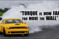 Torque explanation from Engineering Explained