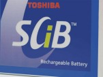 Toshiba's SCiB battery