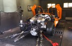 Twin-turbocharged Saleen S7 turns 2,200+ hp on the dyno