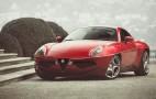 Alfa Romeo 8C Disco Volante: The Sound, At Villa d'Este