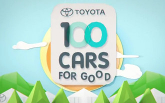 Visit Facebook To Give 100 Toyotas To 100 Nonprofits: Video