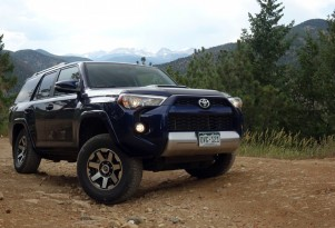 2017 Toyota 4Runner TRD Off Road trail review: archaic in all the right ways