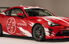 "Toyota 86 Cup Car arrives to prove ""slow car fast"" still works"