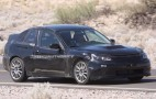 Spy Shots: Toyota And Subaru Joint Sports Coupe