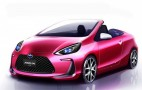 Toyota Prius C Hybrid To Get Convertible Model In Japan?