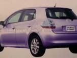 Toyota Auris Hybrid from BurlappCars.com