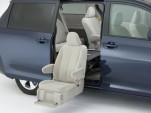 Toyota Auto Access Seat