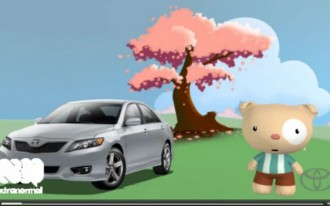 Animate Your Own Toyota Story Using Xtranormal