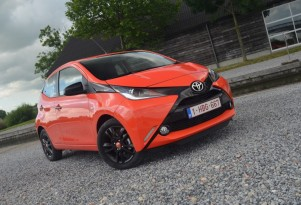 Toyota Aygo Minicar Driven: Much-Improved Scion iQ Alternative U.S. Won't Get