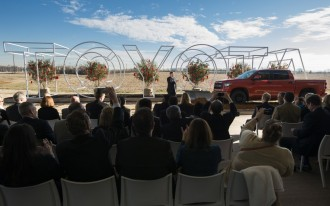 Toyota Breaks Ground For New Texas HQ In Plano