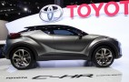 Toyota trots out updated C-HR concept in Frankfurt, production version coming soon
