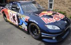 Now is your chance to own a real NASCAR race car