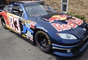 2008 Toyota Camry NASCAR race car