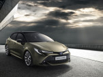 2019 Toyota Corolla Hybrid hatchback debuts in Geneva for Europe