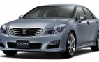Toyota Crown luxury hybrid saloon