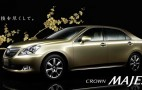 Toyota unveils redesigned JDM Crown Majesta flagship