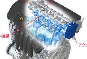 Toyota develops next-gen Valvematic engine tech