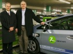 Toyota exec Frank Miller and Zipcar CEO Scott Griffith