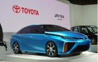 Hydrogen Fuel-Cell Cars To Come From Toyota, Hyundai, Honda