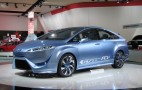 Toyota FCV-R Concept, Hydrogen Fuel-Cell Vehicle In Detroit: Photo Gallery
