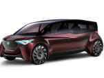 Toyota Fine-Comfort Ride fuel-cell concept targets 600 miles of range