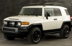 FJ Cruiser Trail Teams Edition heads Toyota lineup at SEMA