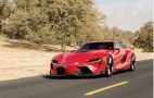 Toyota FT-1 Concept Will Spawn New Supra: Report