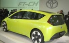 2010 Detroit Auto Show: Toyota FT-CH Concept To Expand Prius Line