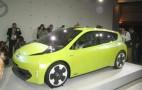 2010 Detroit Auto Show: Toyota FT-CH Compact Hybrid Concept