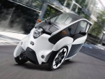 Toyota i-Road Electric City Car: Here's How It Leans