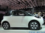 Toyota iQ EV: The Electric Car You'll Never See (Live Photos)