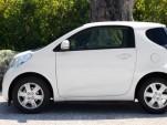 Toyota iQ production model