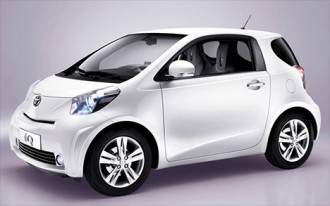 Revamped Toyota iQ To Be Company's First Fully Electric Car