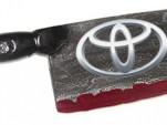 Toyota makes cuts