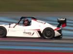 Toyota Motorsports EV P002 Pikes Peak electric hill climb car
