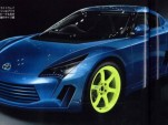 Toyota Considering Reviving MR2 Hybrid to Compete With Honda CR-Z