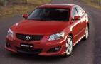 Toyota Oz Releases Its Aurion Sedan
