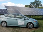 Toyota Prius Plug-In Hybrid used by West Hill House B&B, Warren, Vermont