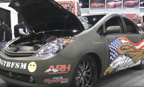 Toyota PriuSRT8 by American Racing Headers
