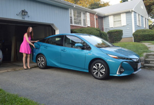 Follow-up: In the end, I bought a Toyota Prius Prime plug-in hybrid