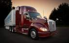 Toyota introduces second hydrogen fuel-cell powered semi working in Los Angeles