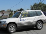 Electric-Car Drive Report: 2002 Toyota RAV4 EV Crossover